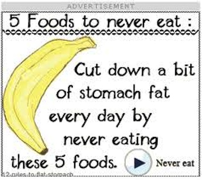 Foods to Never Eat